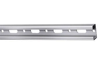 Montagerail Type: Verzinkt R1 - 1 stuk