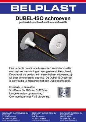 Dubel ISO Schroeven