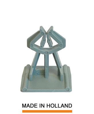 Afstandhouder Pion met voetplaat 30mm