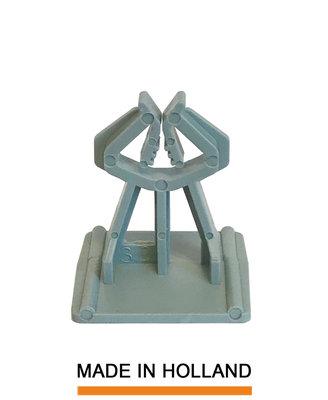 Afstandhouder Pion met voetplaat 35mm