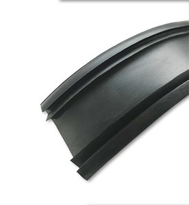 EPDM Voegband 36mm x 100mtr Zwart