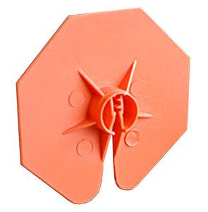 Isolatie Clips Oranje