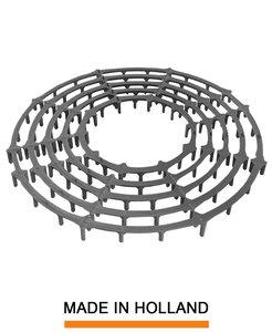 Afstandhouder Belplast® Rasring 40mm