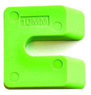 Uitvulplaatjes 10mm