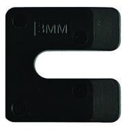 Uitvulplaatjes 3mm